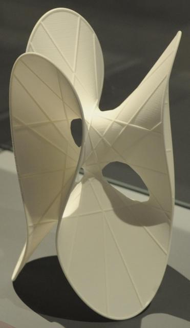 Clebsch Diagonal Surface, height: 299mm